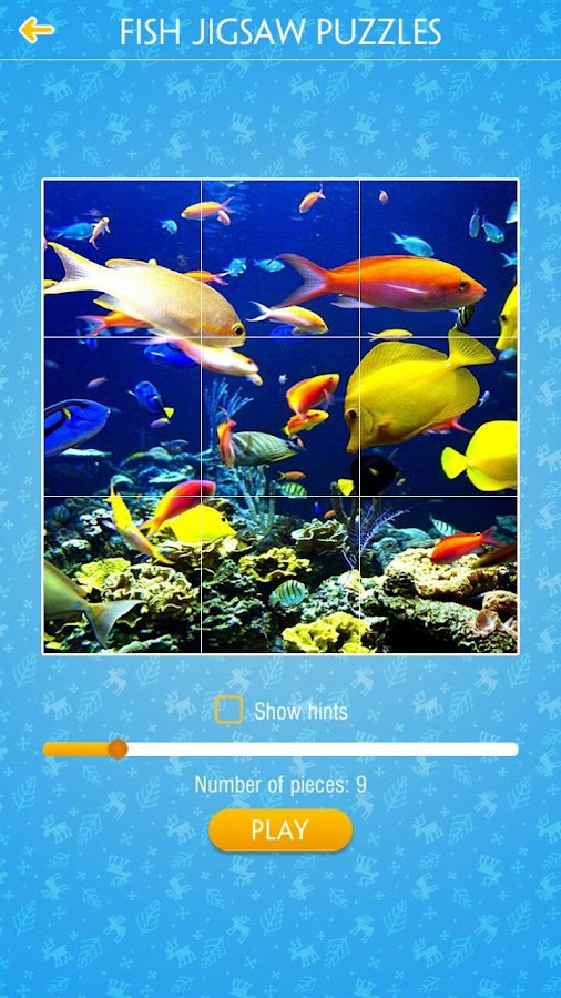 jigsaw puzzles fish android apps on google play