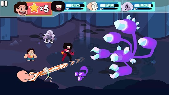 Steven Universe: Attack the Light v1.0.1 Mod APK+OBB 5