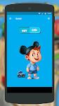 screenshot of Wachanga, Parenting Guide