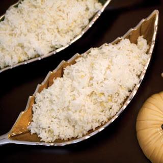 Lemon Rice.