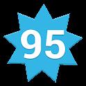 NinetyFive logo