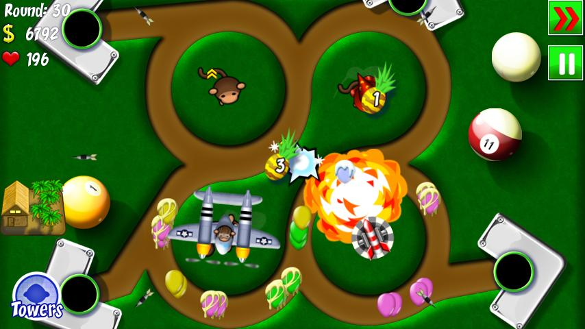 Bloons TD 4 - screenshot