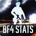 Battlefield BF4 Stats icon