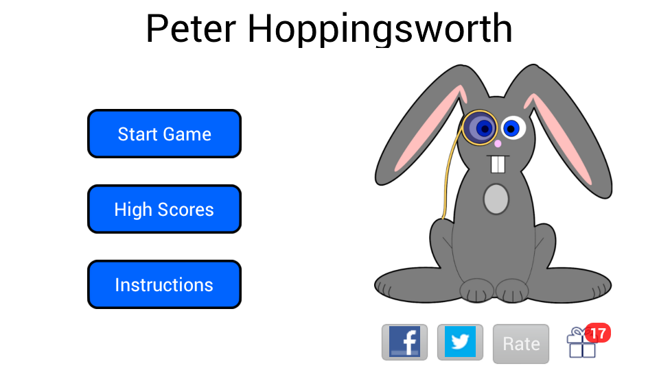 Peter Hoppingsworth- screenshot