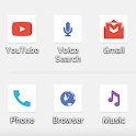 Gno theme for LGHome icon