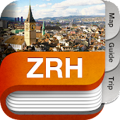 Zurich City Guide & Map