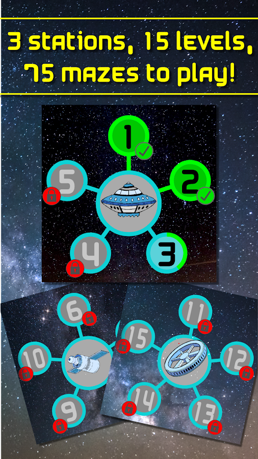 Robot Maze - Puzzle Game - screenshot