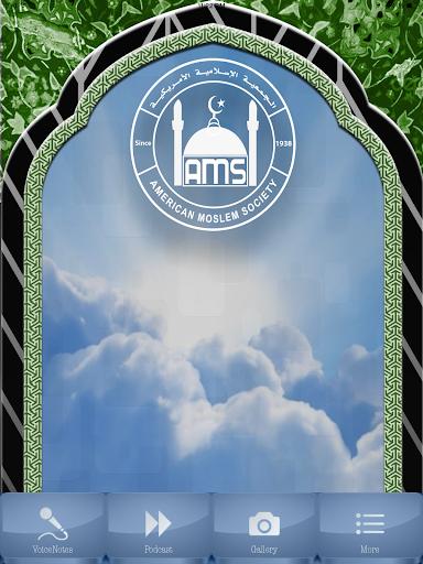 American Moslem Society AMS