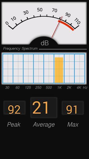dB Sound Level Meter
