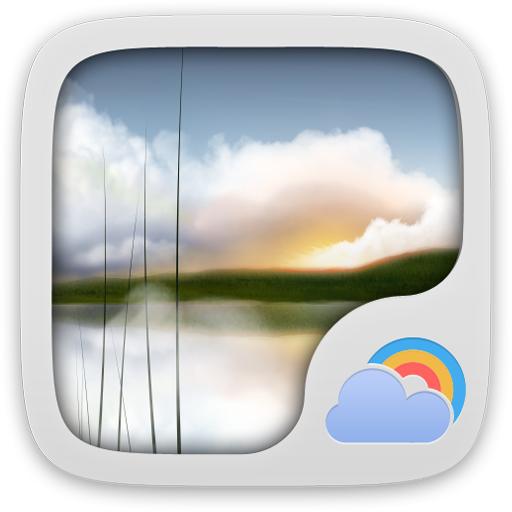 Restful  GOWeather RewardTheme 天氣 App LOGO-硬是要APP