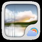 Restful Weather Widget Theme icon