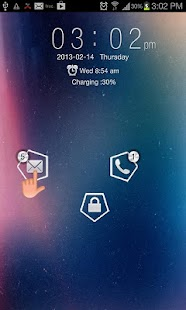 Galaxy Art Go Locker - screenshot thumbnail