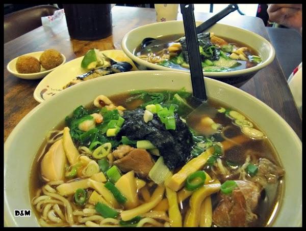 台南-湯婆婆拉麵(初訪)