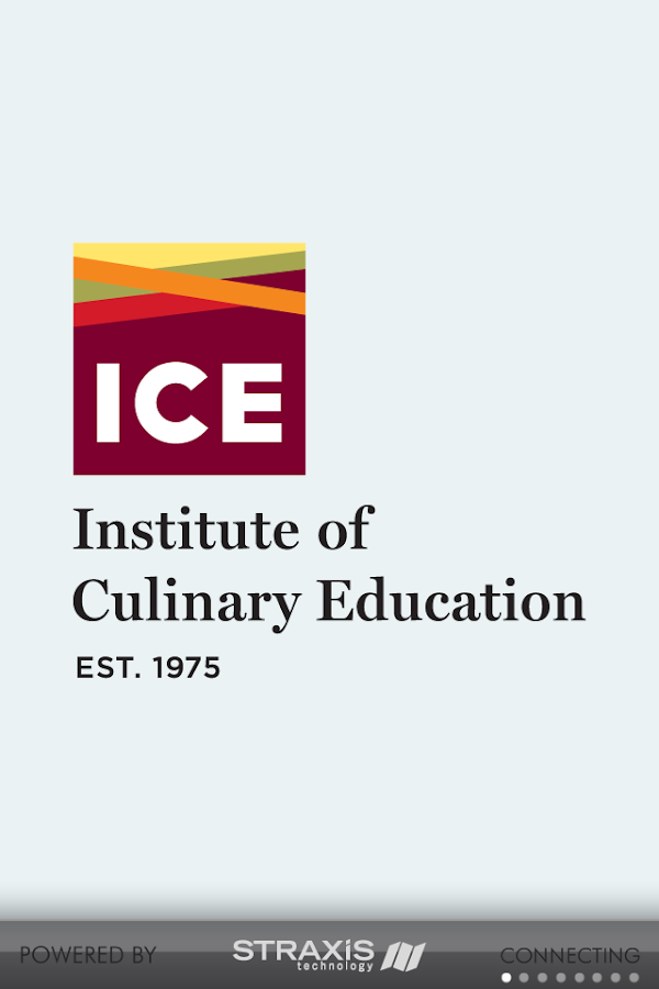 ICE Culinary- screenshot