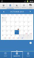 Screenshot of Ovutest Diary