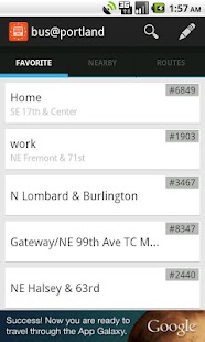 bus@portland- screenshot thumbnail