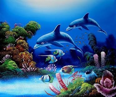 玩教育App|3D Underwater World免費|APP試玩