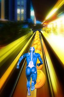 Subway Dash Man