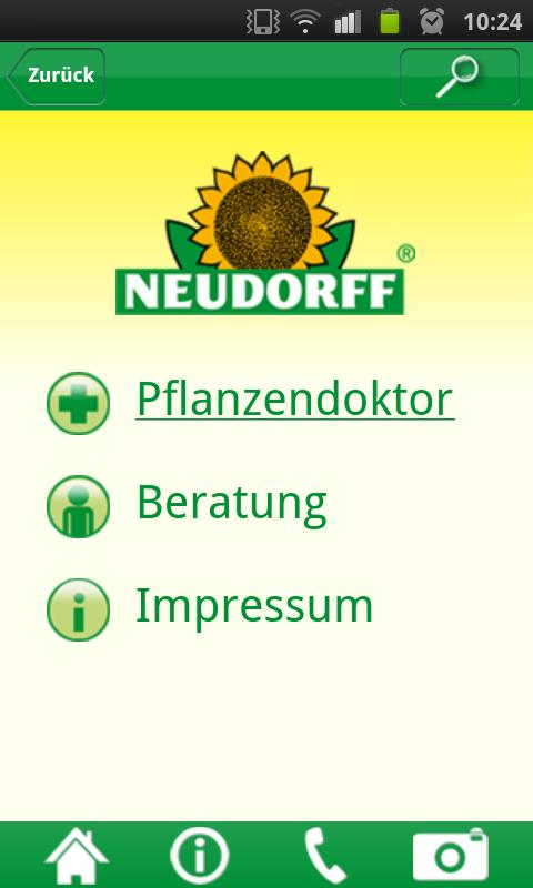Pflanzendoktor - screenshot