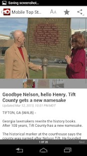WALB News 10 - screenshot thumbnail
