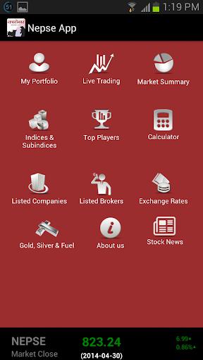 Karobar Nepse App