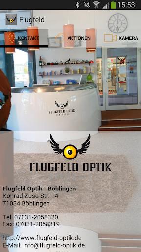 Flugfeld Optik