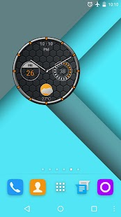 Super Clock Widget - screenshot thumbnail