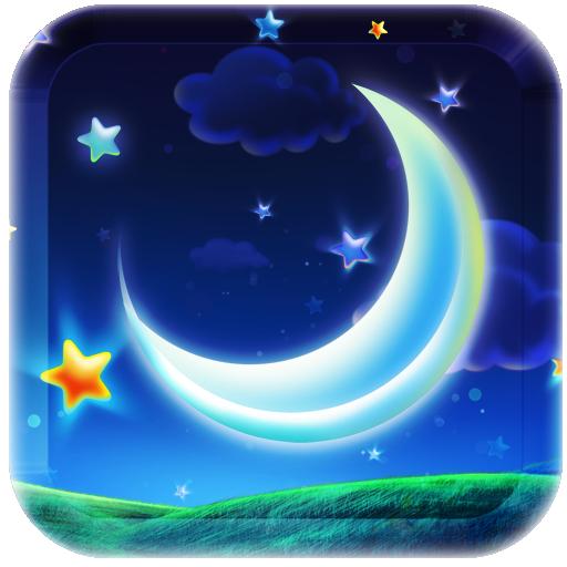 스타 유성 배경 화면을 꿈 個人化 App LOGO-硬是要APP
