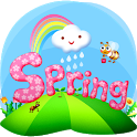 Spring_GO Launcher Theme icon