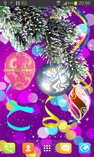 【免費個人化App】Christmas PRO live wallpaper-APP點子