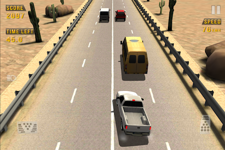 Traffic Racer: miniatura da captura de tela
