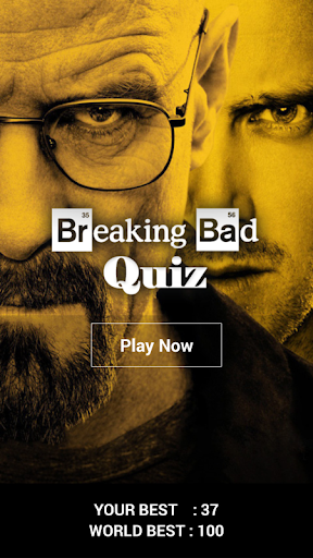 Breaking Bad Quiz