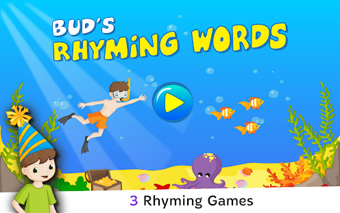 Kids Learn to Read Rhymes - screenshot thumbnail