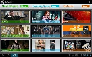 Screenshot of MovPlex HD