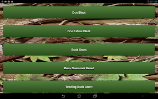 Screenshot of Free Field Caller - Deer Calls