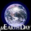 uEarthDay logo
