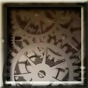 Silver Time Machine LWP logo
