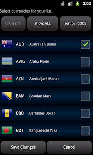 Download Easy Currency Converter For PC Windows and Mac apk screenshot 3