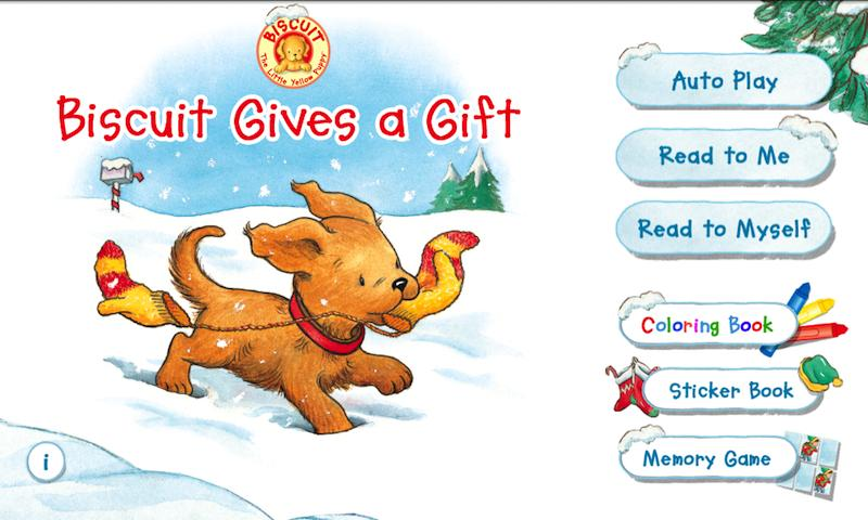 Biscuit Gives a Gift- screenshot