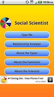 Social Scientist v1.1 - screenshot thumbnail