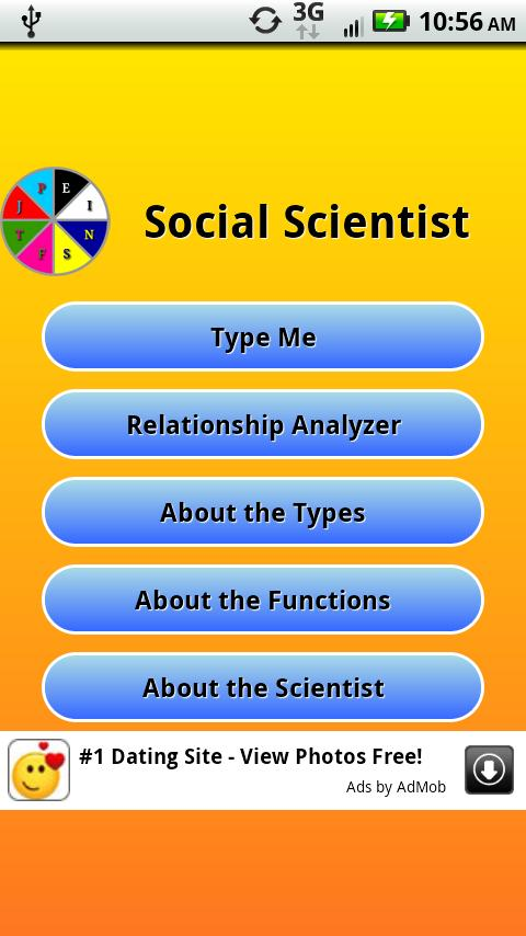 Social Scientist v1.1 - screenshot