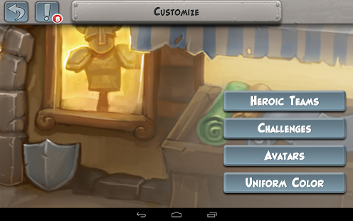 Hero Academy - screenshot thumbnail