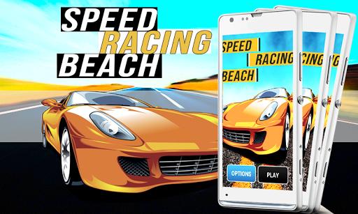 Speed Racing Beach
