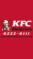 Screenshot of KFC Delivery - Singapore