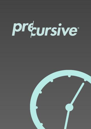 Precursive Timesheets