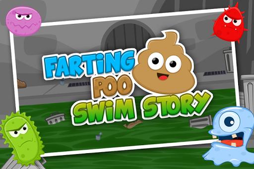 Farting Poo Story - Stinky Pou