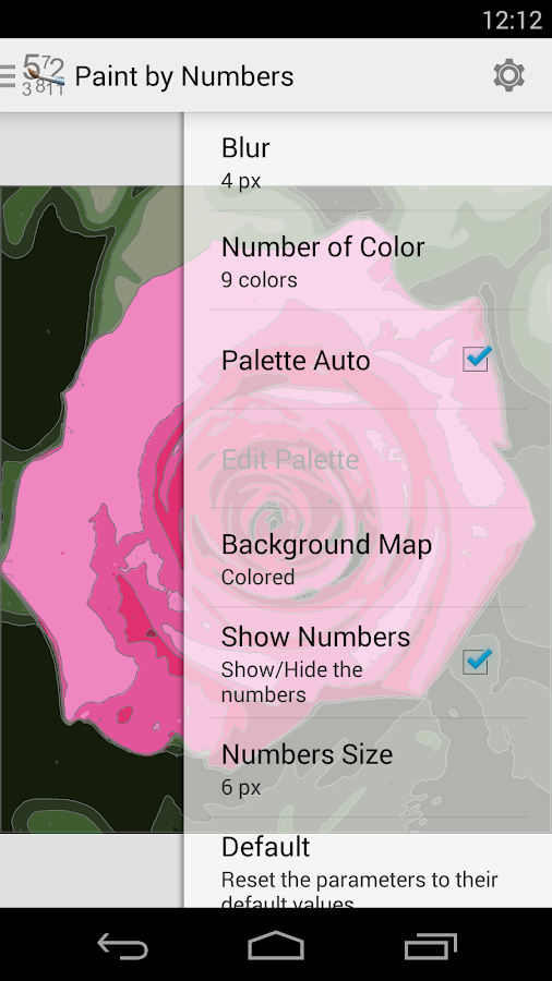 Paint by Numbers Free- screenshot