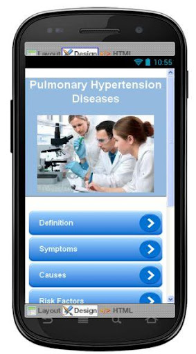 Pulmonary Hypertension Disease