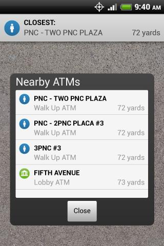PNC Finder - screenshot
