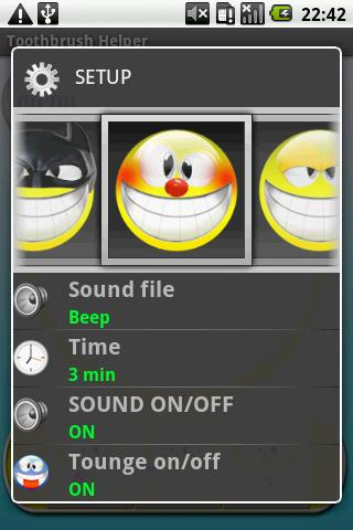 Toothbrush Helper (Lite) - screenshot